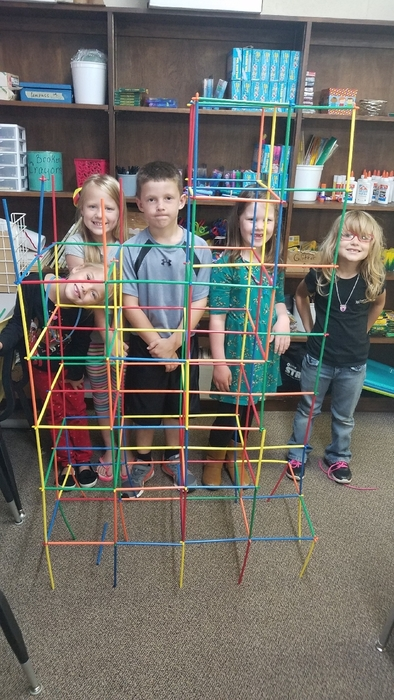2nd grade structure