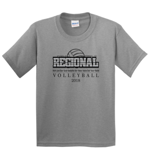 Regional Volleyball Shirt