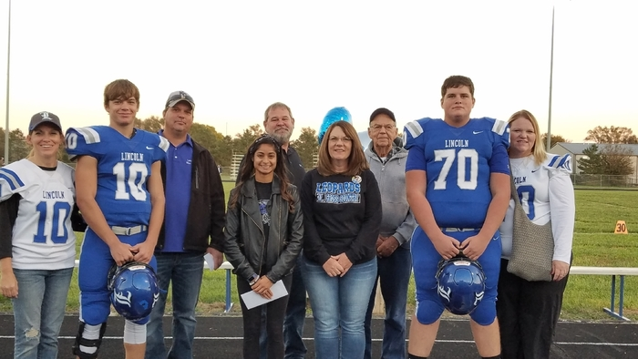 Senior Night 2018