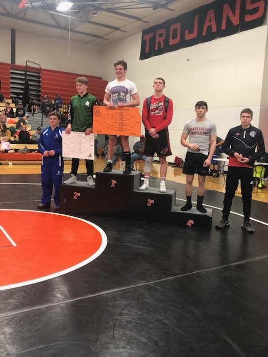 Congratulations to Chance Vath, 5th place @ Beloit