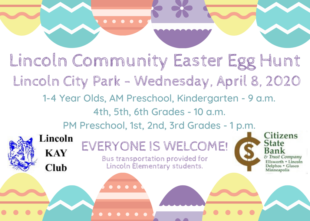 Lincoln Community Egg Hunt